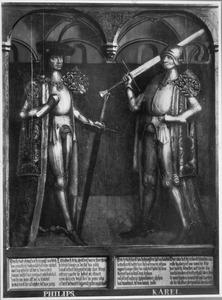 Haarlemse gravenportretten: Philips de Goede en Karel de Stoute