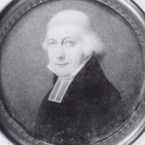 Portret van Willem Leonard Voorduin (1760-1834)