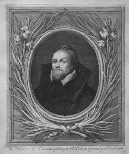 Portret van Hendrik van Thulden (…-1617)