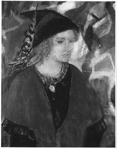 Portret van Aleida Tolk (1896-....)