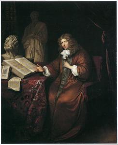 Portret van Abraham van Lennep (1627-1678)