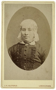 Portret van Wikjen Petrus Greydanus (1832-1922)