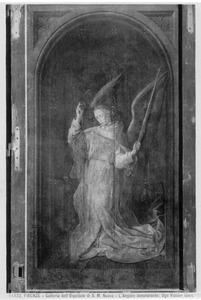 De aartsengel Gabriël (onderdeel van de annunciatie)