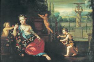 Flora, godin van de Lente