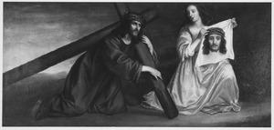 Christus met Veronica