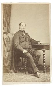 Portret van Herman Hendrik Röell (1806-1883)