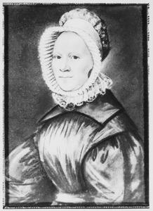 Portret van Christina Margaretha Lotgerink (1785-1856)