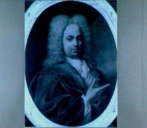 Portret van Meynart Lohman (1697-1765)