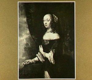 Portret van Anna Burgh (1624-1672)