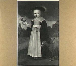 Portret van Eelco Fernando van der Laen (1634-1686)
