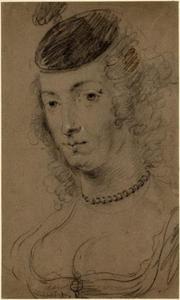 Portret van Helena Fourment (1614-1673)