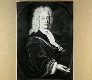 Portret van Pieter Terwen (1667-1767)