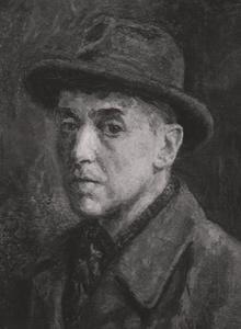 Portret van Frederik Hendrik Abbing (1901-1955)