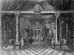 Keizer Maximiliaan verleent de stad Amsterdam het recht de keizerskroon in haar wapen te voeren