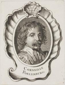 Portret van Cornelis van Poelenburch (....-1667)