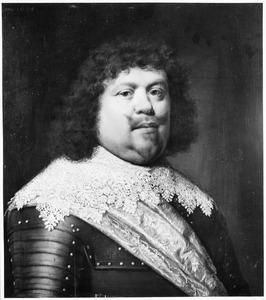 Portret van een man, waarschijnlijk Ferdinand Perponcher (1614-1684)