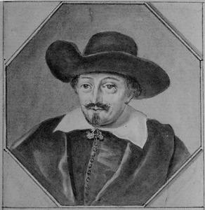 Portret van Pieter Pietersz. Hasselaer (1583-1651)
