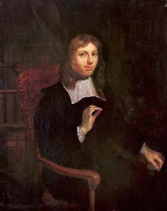 Portret van Petrus van der Hagen (1641-1671)