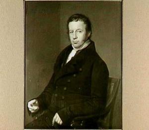 Portret van Jan Daniel van der Plaats (1780-1853)