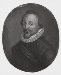 Portret van Jacob van den Eynde (1575-1614)