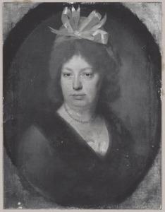 Portret van Catharina Evertsen Eckhardt (1726-?)