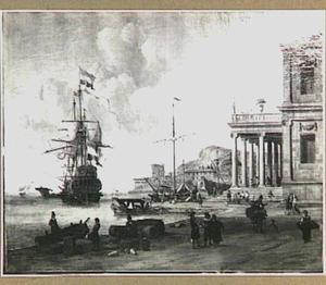 Hollandse fregat voor een mediterrane haven