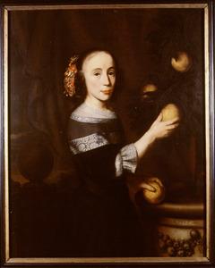 Portret van Jacomina van de Graaff (1655-1734)