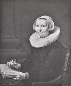 Portret van Oede Seyl (ca. 1571-na 1634)