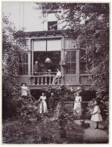 Portret van familie van Beresteyn