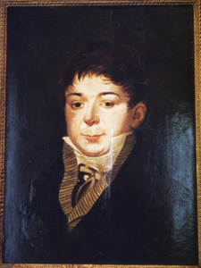 Portret van Petrus Coenraad de Coningh (1799-1848)
