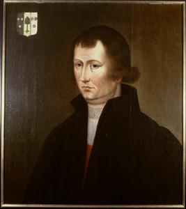 Portret van Pieter Berkhout (1472-1558)