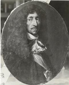 Portret van Baron Oluf Rosenkrantz (1623 - 1685), geheimraad van de koning