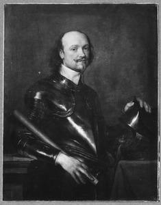 Portret van Sir Kenelm Digby in harnas