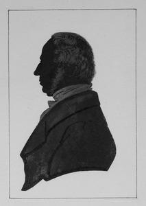 Portret van Johannes Hermanus Koekkoek (1778-1851)