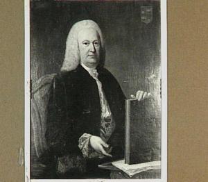 Portret van Reiner Bernardus Hoynck van Papendrecht (1687-1769), echtgenoot van Jacoba Machtildis Boot (1692-1779)