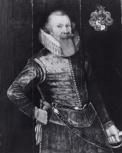 Portret van Georg (Jurrien) van Burmania (?-1634)