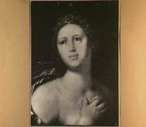 Jonge vrouw (Magdalena?)