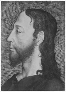 Christus en profil
