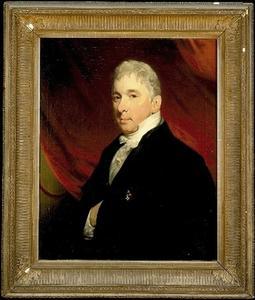 Portret van David Jacob van Lennep (1774-1853)