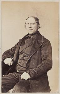 Portret van een man uit familie Lettinga