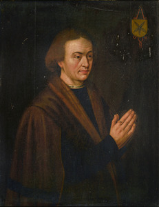 Portret van Dirck Berck