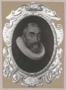 Portret van Nanning van Foreest (1529-1592)
