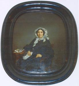 Portret van Hendrina Langwet (1771-1846)