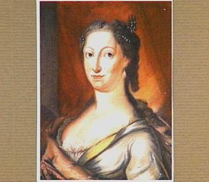 Portret van Anna van Hannover, prinses van Engeland, prinses van Oranje-Nassau (1709-1759)