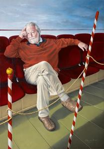 Portret van Erik Vos (1929-)