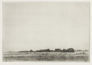 Landschap ten Noorden van Westbroek