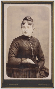 Portret van Wintje Palsma (1866-1930)