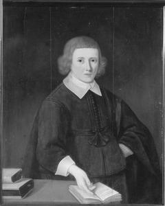 Portret van een jongen, mogelijk Cornelis Sijdervelt (1634-1681)