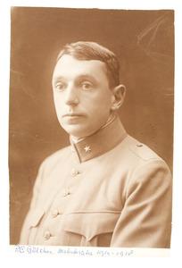 Portret van Pieter Constantijn Gülcher (1886-1940)