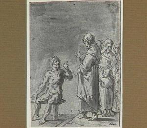 Lazarillo's identiteit wordt uiteindelijk door de aartspriester bevestigd (Lazarillo de Tormes dl. 2, cap. 8, p. 77)